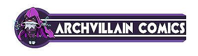 ARCHVILLAIN COMICS