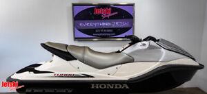 Jetski Honda F-15X Turbo Aquatrax Jet Ski & Trailer Ashmore Gold Coast City Preview