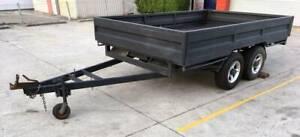 Heavy duty dual axle 2 tonne trailer (extra wide tray) Darra Brisbane South West Preview