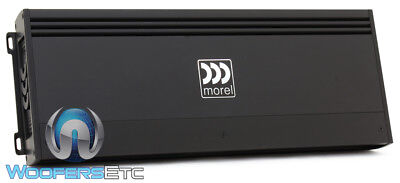 MOREL MPS-5.950 5CHANNEL 950W RMS COMPONENT COAXIAL SPEAKERS SUB AMPLIFIER NEW