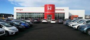 Honda Civic Cpe 2 portes, boîte automatique, LX