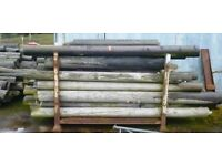 Telegraph Poles For Sale - Reclaimed
