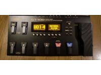 BOSS GT 100 multi effects