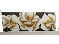 Long Floral Picture
