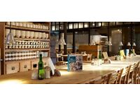 Team Member (Waiter / Waitress) wanted to join the team at Le Pain Quotidien, Kings road Chelsea