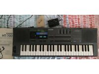CASIO HT-700 Electronic Programmable Digital Synthesizer Keyboard