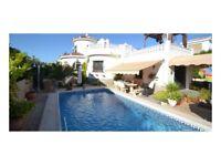 3 bed, 2 bathroom villa in the Costa Blanca, Quesada Centre