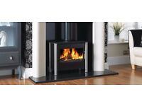 ESSE UK MADE 125 SE MULTI FUEL DEFRA STOVE CONTEMPORARY STYLE COLLECT BOLTON £995