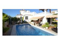 stunning detached villa in Cuidad Quesada town centre location, Costa Blanca