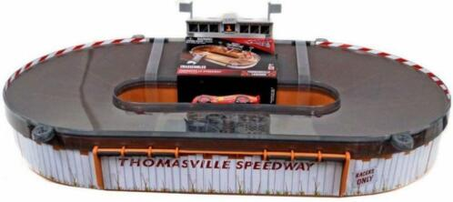 *Disney Pixar Cars - Thomasville Speedway - Portable Speelse