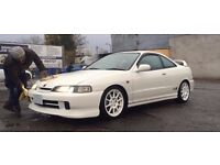 Honda Integra Type r 1999 DC2 JDM Import not civic vti ek9 b18cr b16a2 evo turbo subaru dc5