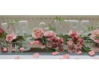 Wedding Accessories - Birdcage Centre Pieces, Birdcage Table Plan & MR & MRS Letters