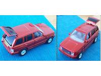 toy car Range Rover, in VGC