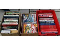 AVIATION /MILITARIA BOOKS AND MAGAZINES