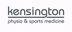 Front Of House/Receptionist For Private Physiotherapy Practice – Monday To Friday- Kensington