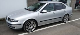 Seat toledo with full leather