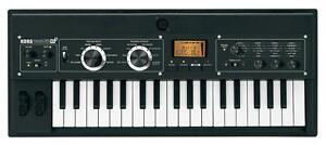Korg microKorg XL+ Plus Synthesizer / Vocoder Keyboard