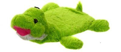 Hot Water Bottle With Cover For Kids Adults Pets Soft Plush Turtle Rubber Best