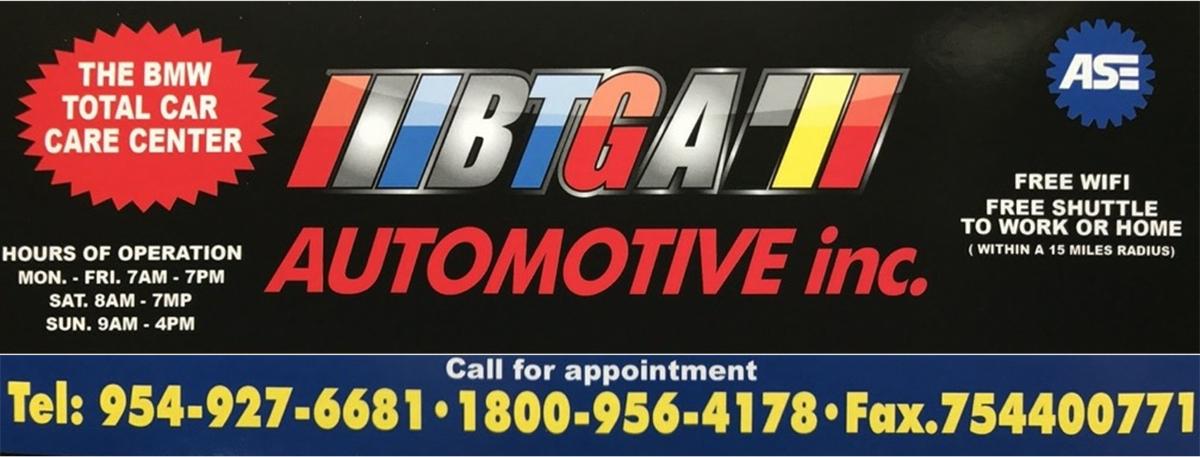 BTG AUTOMOTIVE