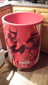 VERY RARE STORE DISPLAY COCA COLA COOLER;  Sale/trade