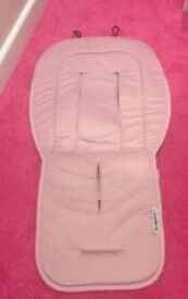 Bugaboo universal seat liner soft pink