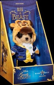 Oleg as Beast from Beauty and the Beast - Still in box