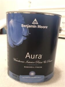 Benjamin Moore Victorian Lace paint (New never opened)