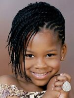 Hair styles & beauty services for kids