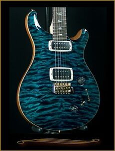Paul Reed Smith PRS 408 Maple Top Artist Package in Abalone Quilt Top Maple Neck