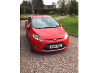 FORD FIESTA ZTEC DIESEL ONE OWNER FROM NEW