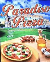 Paradiso Pizza 2 Locations