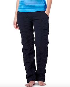 SHAMBHALA Active Woven Casual Pants XL black