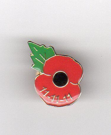 Rememberance Poppy Badges Patches Ebay