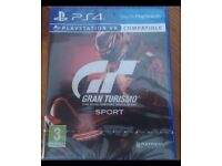PS4 - Grand Turismo Sport. BRAND New only £35