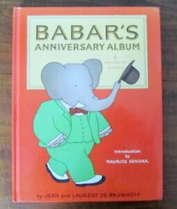= BABAR'S  ANNIVERSARY ALBUM = 6 Favorite Stories