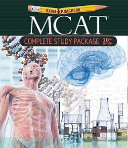 ExamKrackers MCAT 2016 Complete Set- 6 Books (Digital)