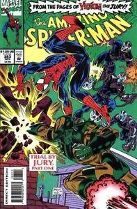 AMAZING SPIDER-MAN COMIC BOOK 383 NM