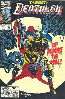 Deathlok Vol. 2 (1991-1994) #11