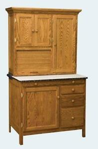 Wonderful Hoosier Kitchen Cabinets