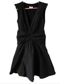 Black Dress by French Designer Claudie Pierlot