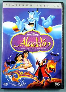 Walt Disney Dvds & Blu Rays ( Used Mint or New )