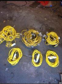 110V lights & Extensions