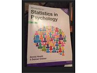 statistics in psychology dennis howitt and duncan cramer