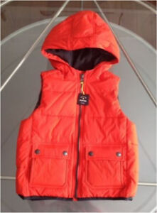 GAP Toddler Boys Puffer Vest