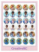 Disney Cupcake Decorations