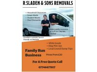 We are a removals service that can help you nearby