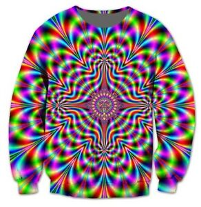 Bright &Trippy 3DClothing  {Full Designed -Unisex} XS-6XL+ Regina Regina Area image 4