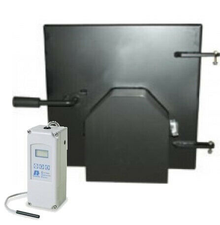 DIY Kit with Door,  Build Your Own Wood Boiler or Furnace