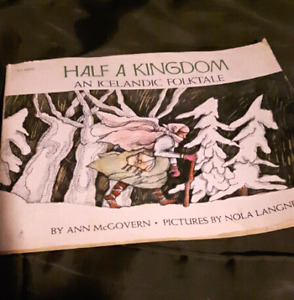 Half a kingdom by Ann McGovern 1977