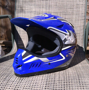 GMAX Motocross Helmet Youth L/XL